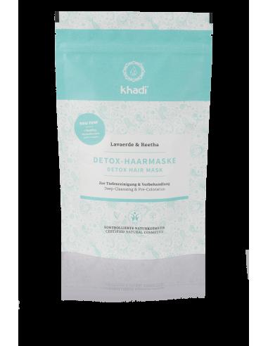 Detox Hair Mask - Khadi - Wingsbeat