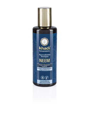 Shampoo Neem - Khadi - Wingsbeat
