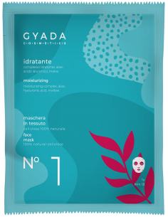 Maschera in tessuto N.1 - Idratante