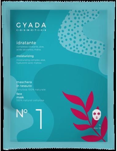 Maschera in tessuto - N°1 Idratante - Gyada Cosmetics - Wingsbeat