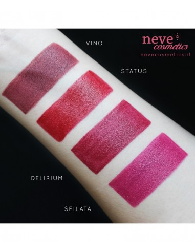 Pastello Labbra Status - Neve Cosmetics - Wingsbeat