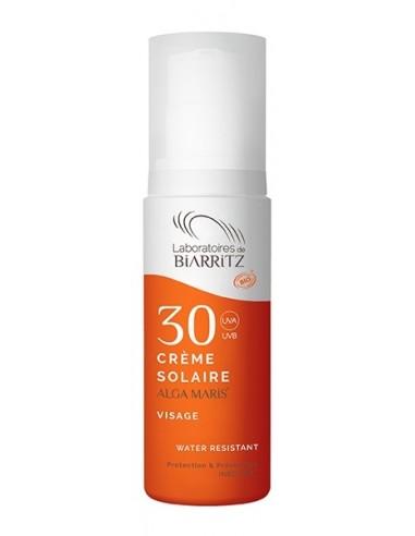 Crema Solare Viso SPF30 - Alga Maris - Wingsbeat
