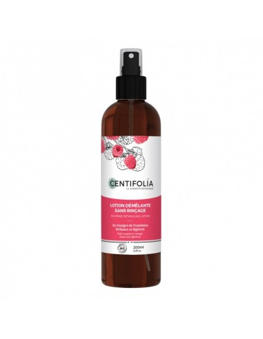 Balsamo spray senza risciacquo biologico - Centifolia - Wingsbeat