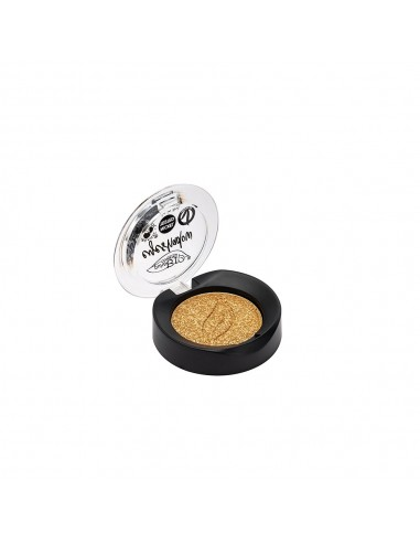 Ombretto Compatto  Shimmer Oro puroBio Cosmetics - Wingsbeat