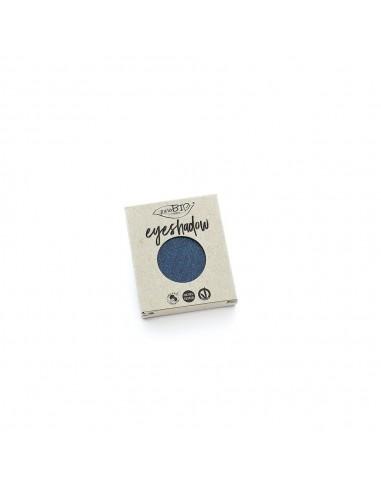 Ombretto compatto Shimmer 07 Blu - Refill - purobio - Wingsbeat