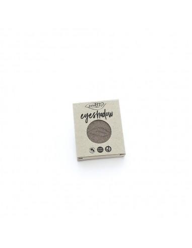 Ombretto compatto Shimmer 19 Grigio intenso - Refill - purobio - Wingsbeat