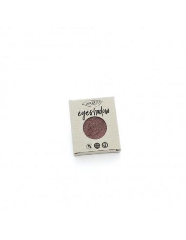 Ombretto compatto Shimmer 21 Rosso Rame - Refill - purobio - Wingsbeat