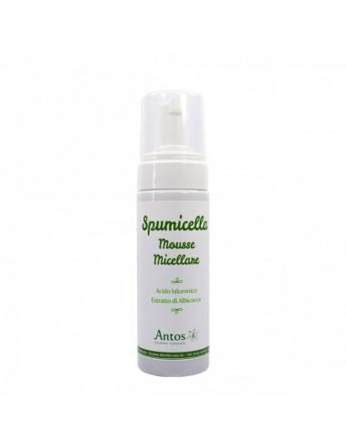 Spumicella - spuma micellare all'acido jaluronico - Antos - Wingsbeat