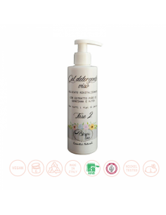 Gel Detergente Genziana e Altea - 200 ml