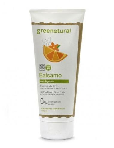 Balsamo ecobio agli agrumi di Greenatural - Wingsbeat
