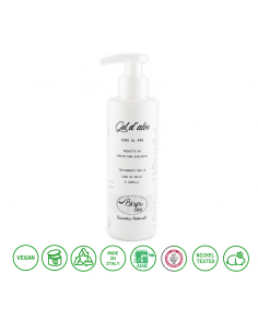 Gel d'aloe puro al 99% trattamento lenitivo 200 ml Bisoubio - Wingsbeat