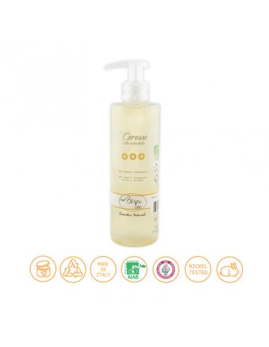Bio shampoo alla calendula – rinforzante per capelli secchi 200 ml Bisoubio - Wingsbeat