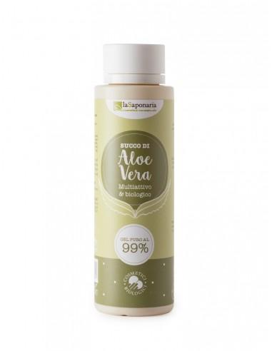 Succo di Aloe - Gel di Aloe Vera Puro 99% La Saponaria - Wingsbeat