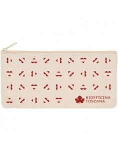 Trousse in cotone Biofficina Toscana Special Edition