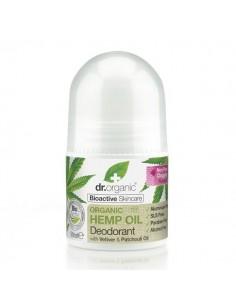 Deodorante All'olio Di Canapa  - Dr Organic - Winsgbeat
