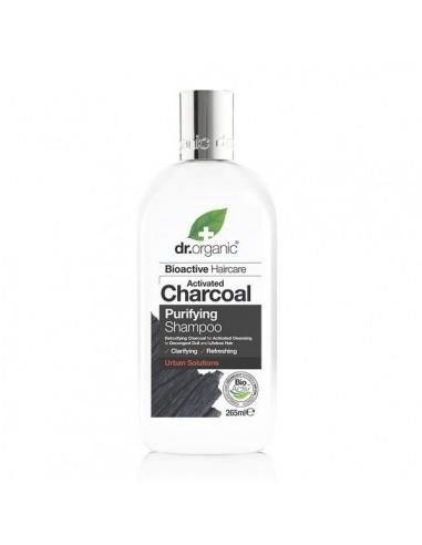 Shampoo al Carbone Attivo - Dr Organic - Wingsbeat