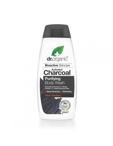 Bagnodoccia Purificante al Carbone Attivo- Dr Organic - Wingsbeat