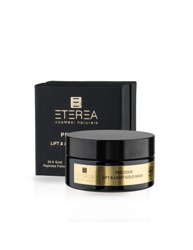 Lift & Light Gold Mask - Eterea Cosmesi Naturale - Wingsbeat