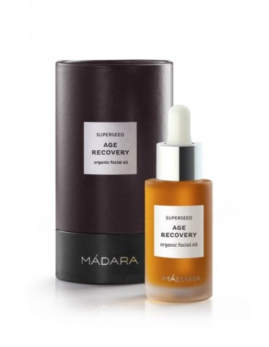 SUPERSEED AGE RECOVERY ORGANIC FACIAL OIL - MADARA - WINGSBEAT