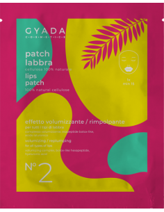 Patch Labbra n.2 - Gyada Cosmetics - Wingsbeat
