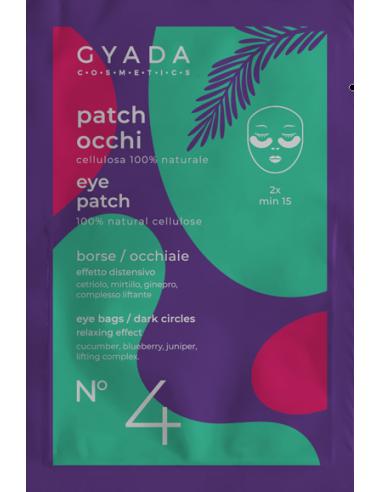 PATCH OCCHI N. 4 – BORSE / OCCHIAIE - Gyada Cosmetic - Wingsbeat
