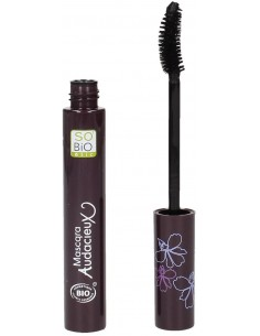 Mascara Bio Audacieux Nero - So'bio etic - Wingsbeat