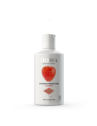 Vitamin Moisture Shampoo - Mossa Cosmetics - Wingsbeat