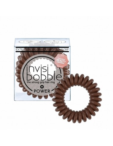 Invisibobble Power Pretzel Brown- ADI - Wingsbeat