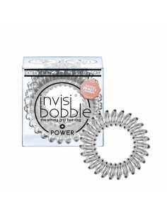 INVISIBOBBLE POWER Crystal Clear Trasparente