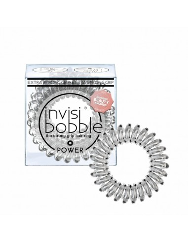 INVISIBOBBLE POWER Crystal Clear - Invisibobble - Wingsbeat