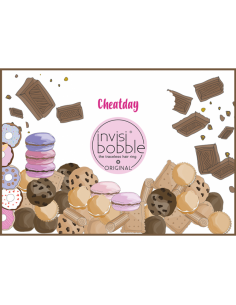 INVISIBOBBLE ORIGINAL CheatDay Crazy for Chocolate - Wingsbeat