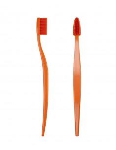 Spazzolino da denti biodegradabile - Arancione