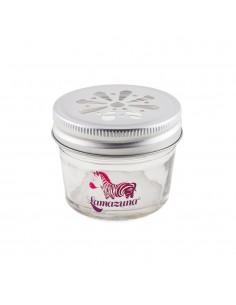Vasetto in vetro per cosmetici solidi