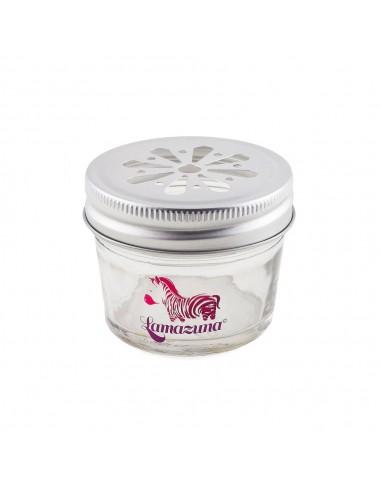 Vasetto in vetro per cosmetici solidi - Lamazuna - Wingsbeat