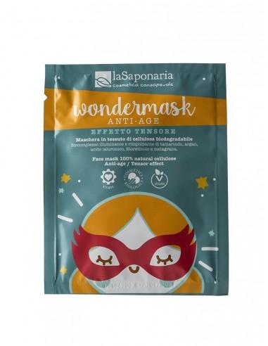 Wondermask - maschera in tessuto anti-age - La Saponaria - Wingsbeat