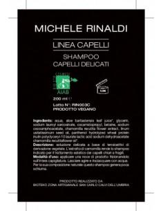 Shampoo Capelli Delicati