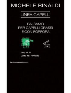 Balsamo Grassi e Forfora