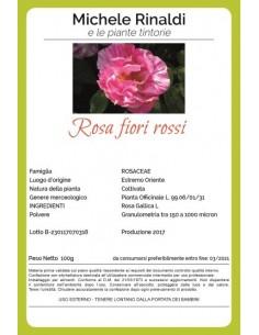 Rosa Fiori Rossi