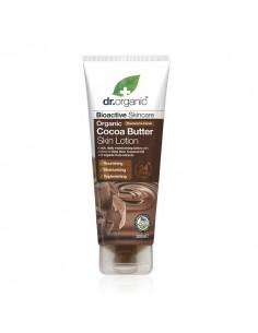 Cocoa Butter Skin Lotion - Lozione Corpo al Burro di Cacao - Dr Organic - Wingsbeat