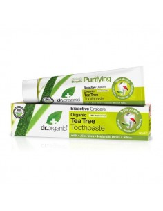 Organic Dentifricio al Tea Tree