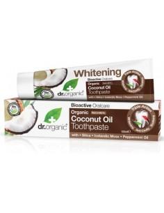 Organic Dentifricio Sbiancante al Cocco