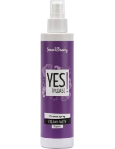YES PLEASE CREMA SPRAY IDRATANTE CREAMY PARTY