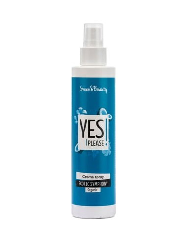 YES PLEASE CREMA SPRAY EXOTIC SIMPHONY-PURIFICANTE - Green & Beauty - Wingsbeat