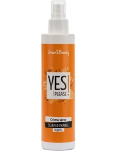 YES PLEASE CREMA SPRAY SCENTED ORANGE-RIGENERANTE