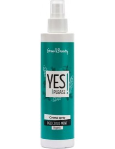 YES PLEASE CREMA SPRAY DELICIOUS MINT-RINFRESCANTE