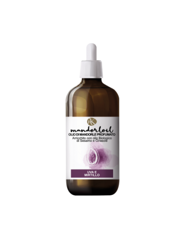 Mandorloil Uva e Mirtillo - Alkemilla - Wingsbeat