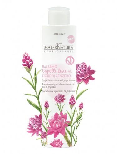 Balsamo Capelli lisci ai fiori di zenzero - Maternatura - Wingbsbeat