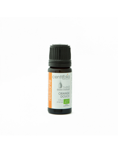 Olio essenziale di Arancio Dolce Biologico | Wingsbeat