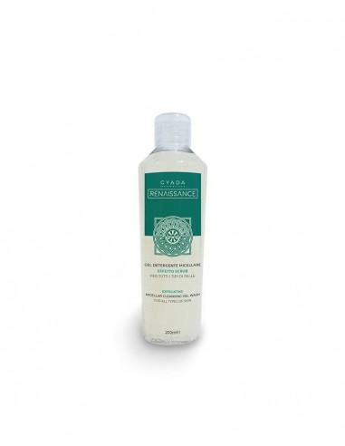 Gel Detergente micellare scrub - Gyada Cosmetics - Winngsbeat