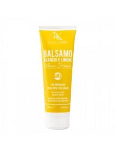 Balsamo Capelli Bio Arancio e Limone
